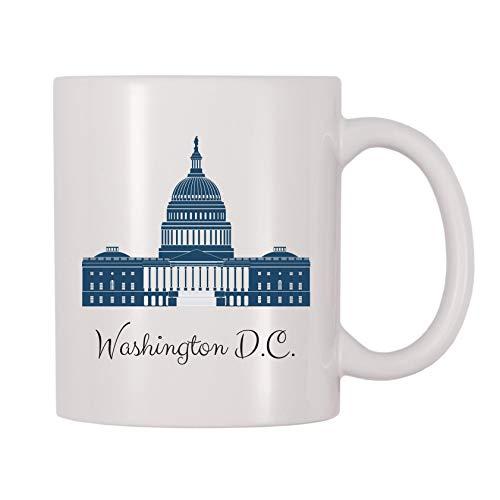 4 All Times Washington DC Coffee Mug (11 oz)