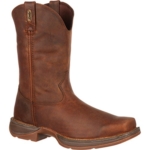 Durango Men's Rebel DB5444 Western Boot,Trail Brown,10.5 M US