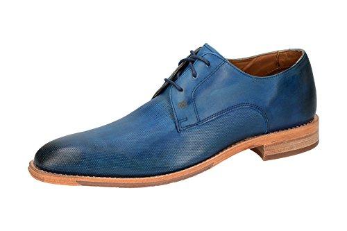 Gordon & BrosS500311 Castagna - Stringata classica Uomo blu navy