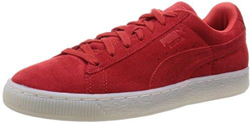 Risk Puma black Rouge Uomo Sneaker Classic high Col Red Rojo w0BqvOx0r