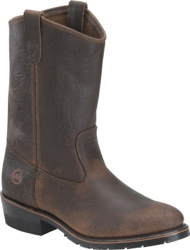 Double H 2522 Mens 11 Inch AG7 Ranch Wellington ()