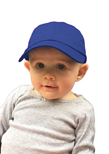TopHeadwear Infant Cargo Baseball Hat - Royal