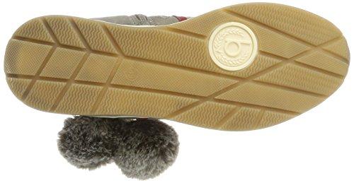 Bugatti Women's 421277501459 Boots Grey (Grey / Grey 1515) VeMBKA