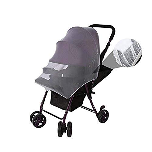 Mosquito Net, Baby Mosquito Net for Strollers, Car Seats, Cribs, Bassinets, Playpens, Infant Bug Protection Toddler Insect ()