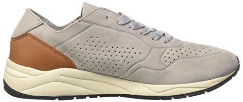 Active Grey Rinse Guess Sneaker Man Herren Grigio 754qwvHq