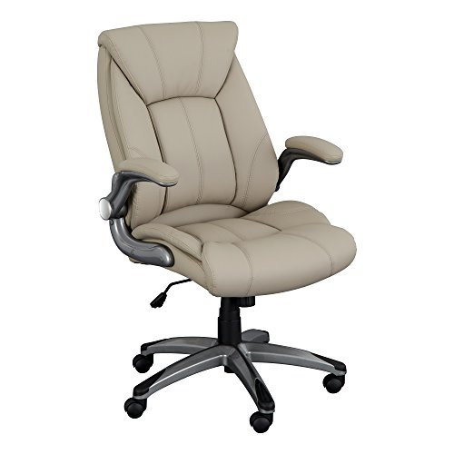 norwood commercial furniture executive chair with flip up arms