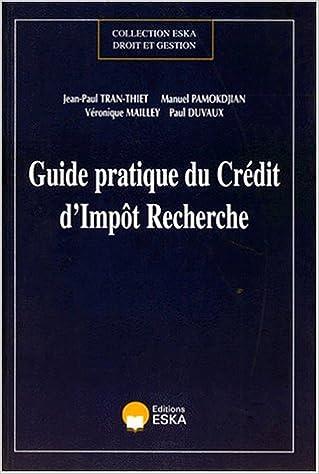 En ligne téléchargement gratuit Guide pratique du crédit d'impôt epub pdf