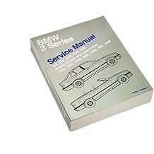 Bentley W0133-1614947-BNT Paper Repair Manual BMW 3 Series (E36)