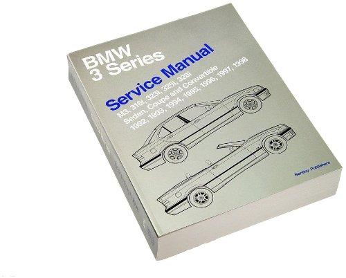 bentley-paper-repair-manual-bmw-3-series-e36