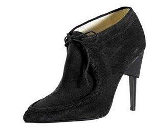 Stiefelette Noir Femme Brooke Bateau Ashley Chaussures Pour 6p4Sxp8w
