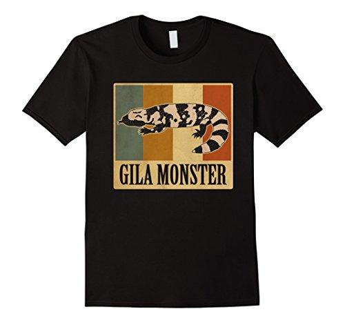 Gila Girl (Vintage Gila Monster Shirt)