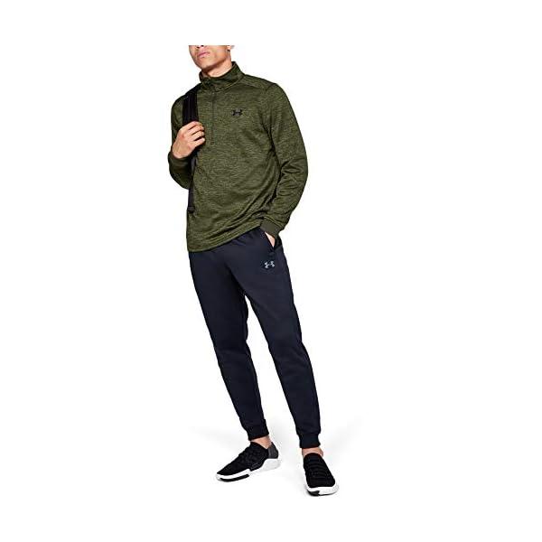 Fashion Shopping Under Armour Men's Fleece 1/2 Zip Shirt