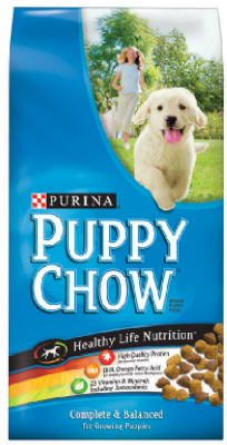 Purina Puppy Chow Dry Dog Food 8lb