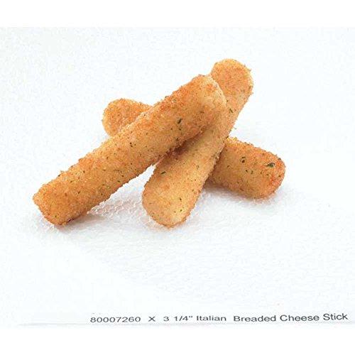 McCain Golden Crisp Italian Breaded Mozzarella Cheese Stick - Appetizer, 2 Pound -- 6 per case.