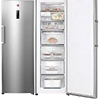 HOOVER UPRIGHT FREEZER, STEEL, 260 liters HSF260L-S