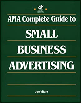 Book AMA Complete Guide to Small Business Advertising