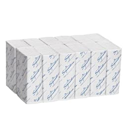Georgia Pacific Professional 23000 C-Fold Paper Towels, 10 1/10 x 13 1/5, White, 120 Per Pack (Case of 12 Packs)