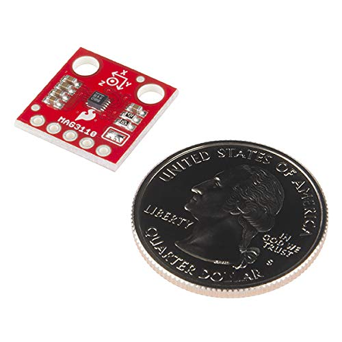 Triple Axis Magnetometer Breakout MAG3110