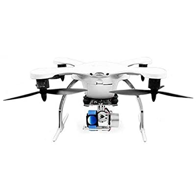 GHOST Aerial UAV Drone with Support GoPro camera (Android Version) (White)