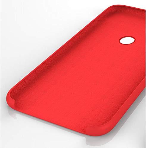 Shell Protection Se Bumper choc Etui Telephone Flexible Coque Silicone Cover Tpu Rouge 8 Mince Housse scratch Anti Liquide Ultra Souple Mi Anti Xiaomi Slim Bq0Pf