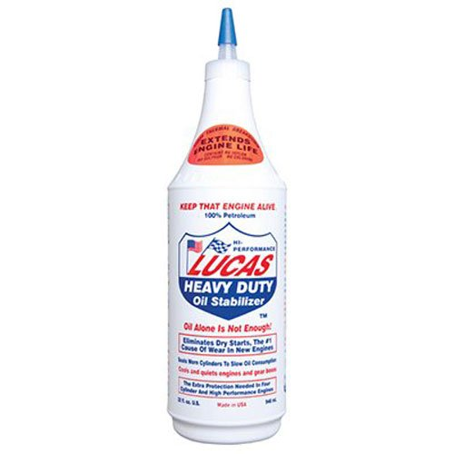 Lucas 10001 Heavy Duty Oil Stabilizer – 32 oz.