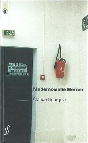 Lire un Mademoiselle Werner pdf, epub ebook