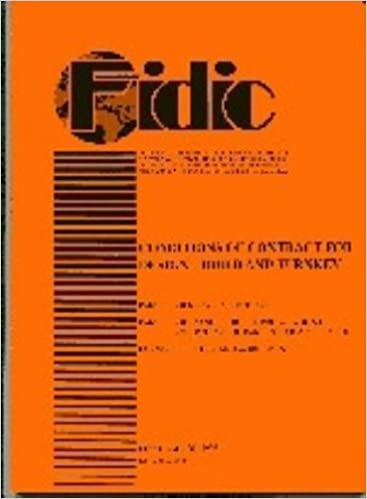Fidic Conditions Of Contract Pdf