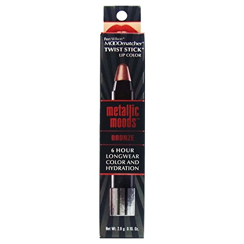 Fran Wilson Mood Matcher Metallic Lip Color, Bronze