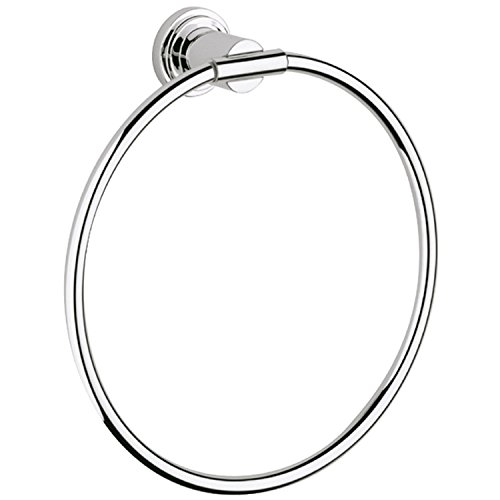 Atrio 8 In. Towel Ring by GROHE