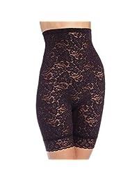 Bali Women's Shapewear Lace 'N Smooth High-Waist Thigh Slimmer