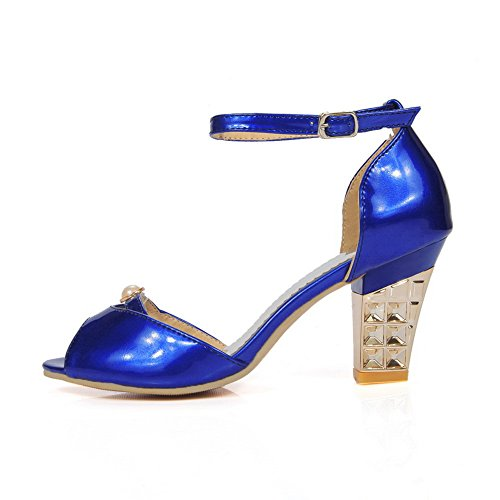 BalaMasa Bout ASL05278 Bleu Femme Ouvert THT8xAwfq