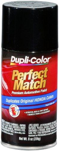 VHT BHA0941 Black Metallic Honda Perfect Match Automotive Paint, 8. Fluid_Ounces
