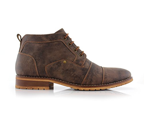 or Mens Mid MFA806035 Wear Boots Stylish Casual Brown805 For Ferro Blaine Word Top Aldo wftxqRnvXB