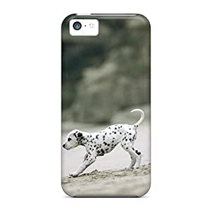 New Dalmatians Puppies Tpu Skin Case Compatible With Iphone 5c