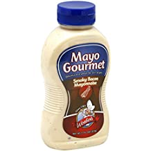 Woeber's Mayo Gourmet Smoky Bacon 11oz. (Pack of 2)