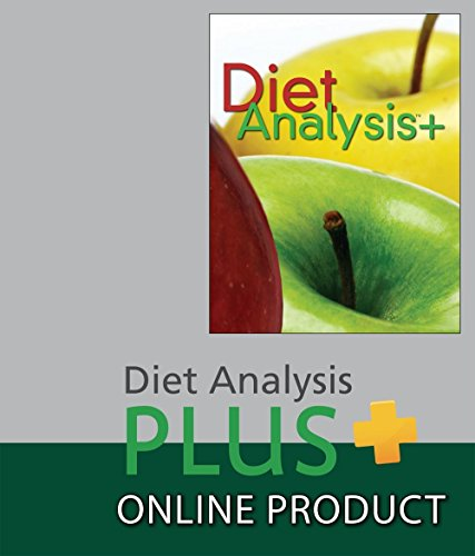 Diet Analysis Plus, 10th Edition