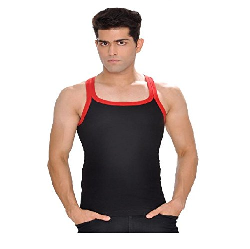 f138751ae1dfc Lux Genx Sports Vest - Pack of 5 -  5501 (ASSORTED COLORS) (85cm ...