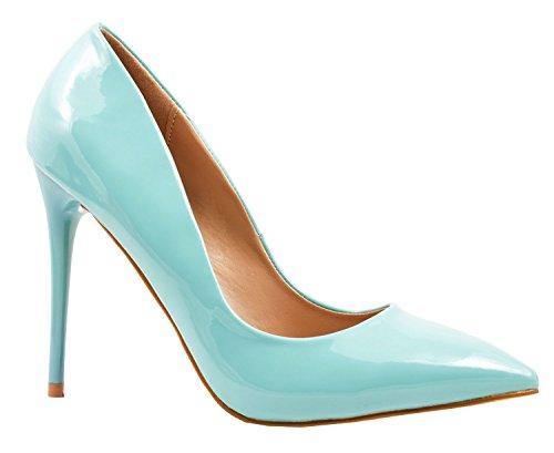 Elara - Tira de tobillo Mujer Blau Paris