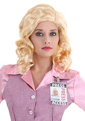Fun Costumes Veronica Corningstone Wig