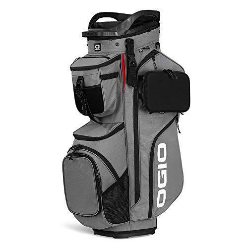 Ogio Charcoal - OGIO ALPHA Convoy 514 Golf Cart Bag, Charcoal