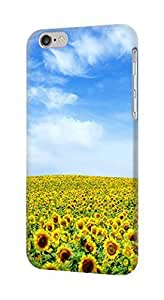 LJF phone case S0232 Sunflower Case Cover for ipod touch 4