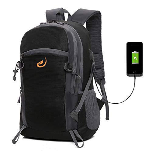 Jocab 15.6 Inches Laptop Backpack Fits up to 17 Inch Gaming Laptops,Water Resistant Business Travel College School Computer Bag for Women & Men