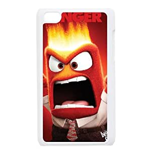 Inside Out iPod Touch 4 Case White PPZ