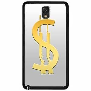 Cash Gun- Plastic Phone Case Back Cover Samsung Galaxy Note III 3 N9002 hjbrhga1544