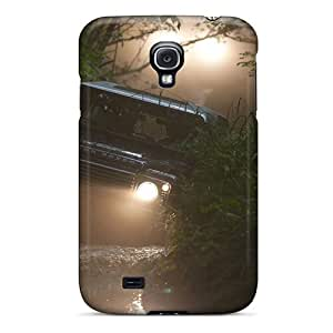 [rRQrahl8185aZyXq]premium Phone Case For Galaxy S4/ L Rover Defender Trail Tpu Case Cover