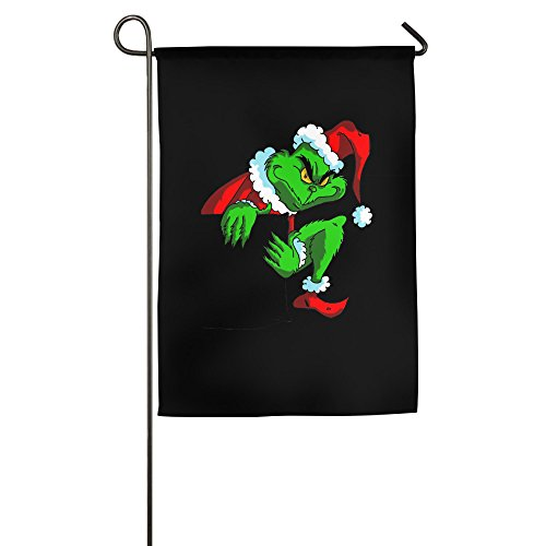 CGHNG The Grinch Stole Christmas How The GrinchThe Grinch Stole Christmas Garden House Home Flag 1827inch