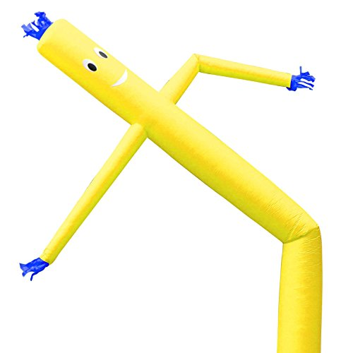 Inflatable HQ 20 ft. Tall Air Inflatable Dancer Tube Puppet - Yellow (Blower Not Included) Photo #3