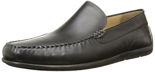 ECCO Men's Classic Moc 2.0 Slip On Loafer, Black, 41 EU/7-7.5 M - Slip Classic On Black