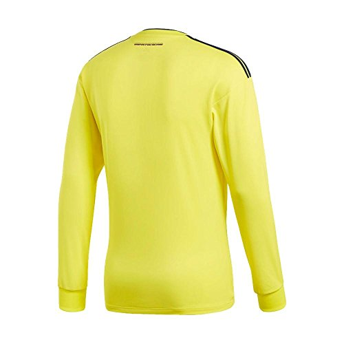 f60a6a6b2ee adidas Colombia Home Long Sleeve Jersey  BYELLO  (L)