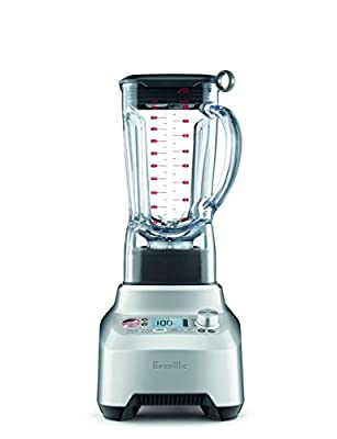 Breville BBL910XL Boss Easy to Use Superblender, Silver